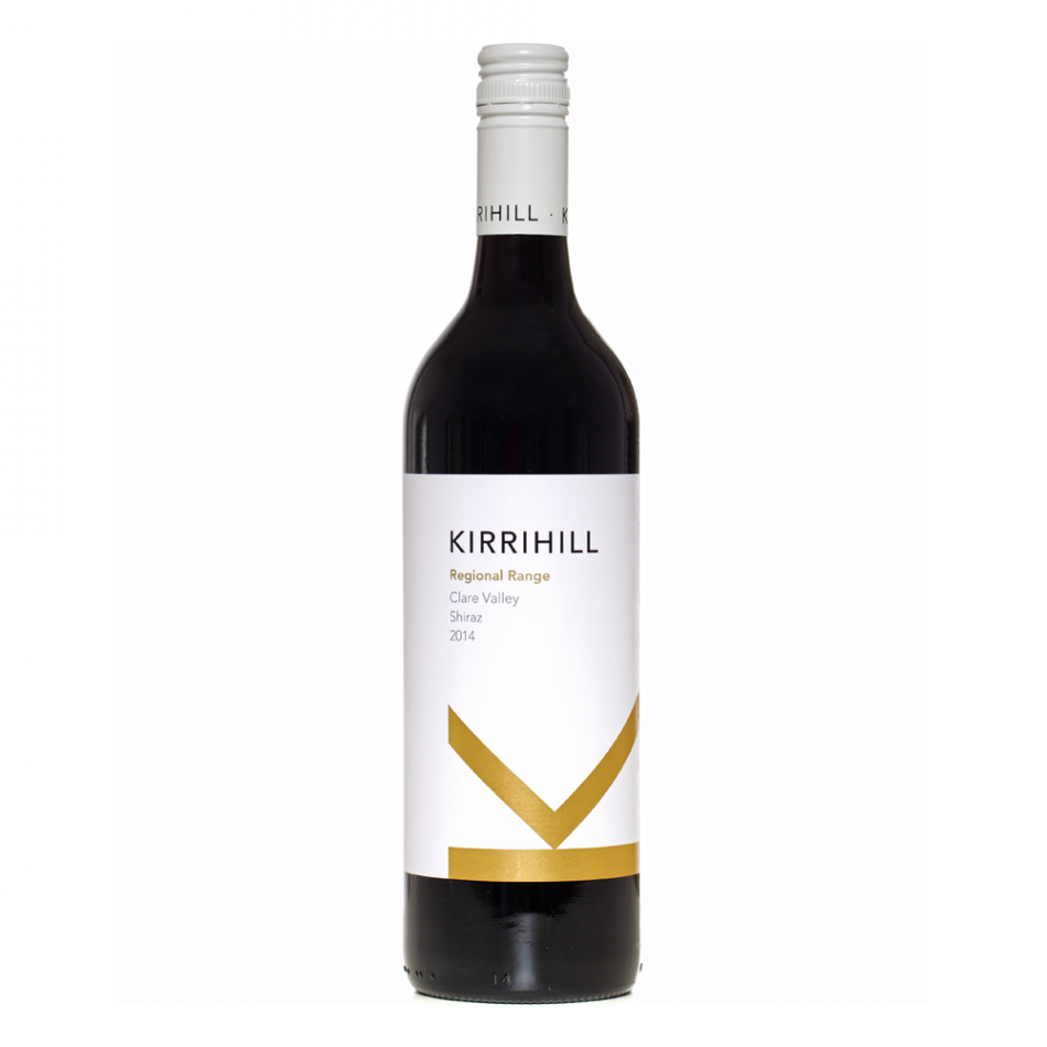 Kirrihill - Clare Valley Shiraz 2014