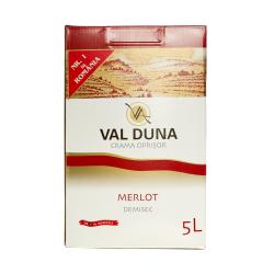 Oprisor - Val Duna Merlot 5L