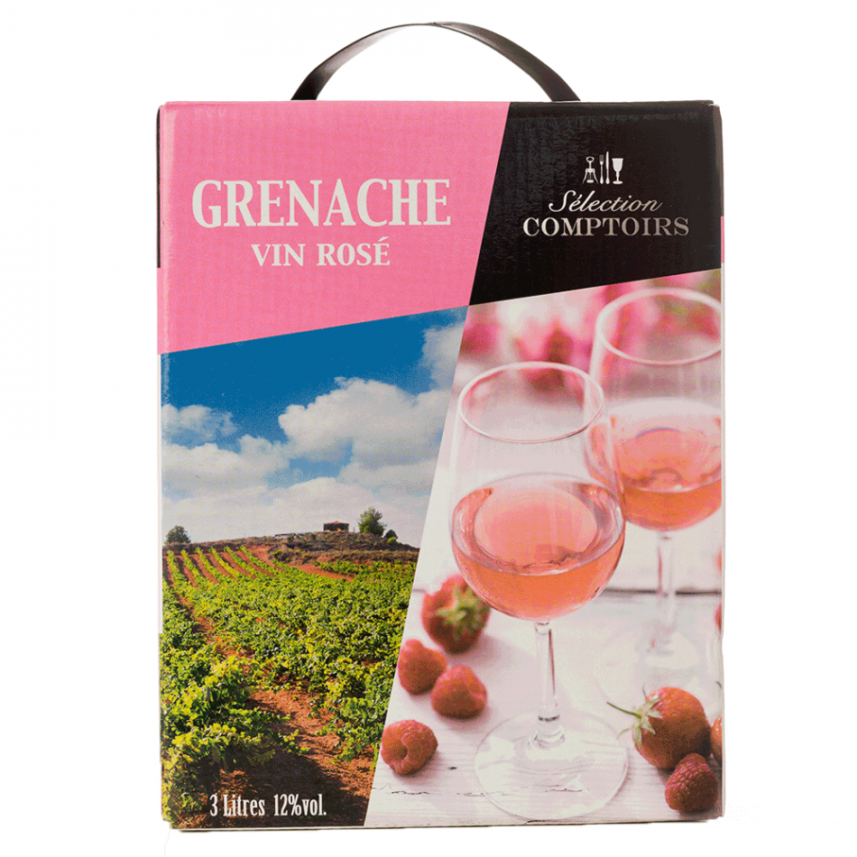 Selection Comptoirs - Grenache Rose