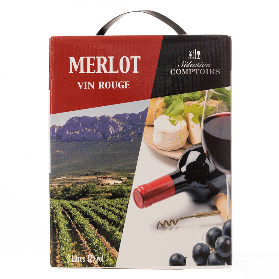 selection Comptoirs - Merlot