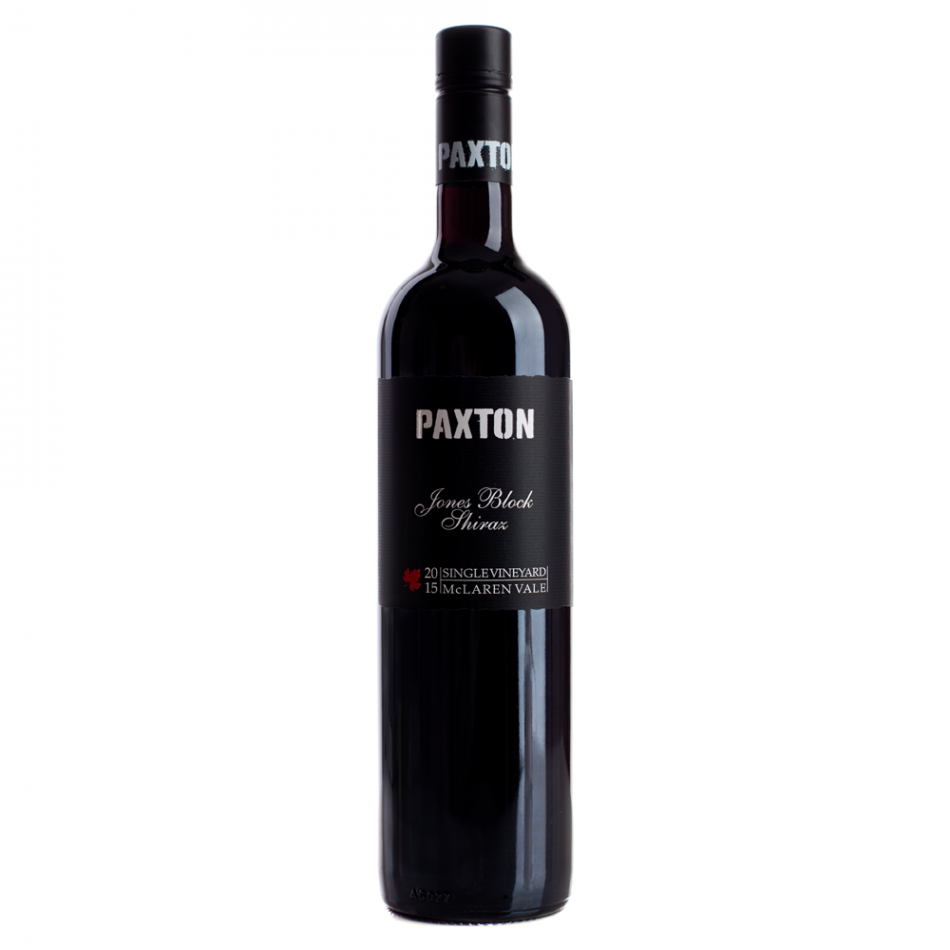 Paxton - Jones Block Shiraz 2015
