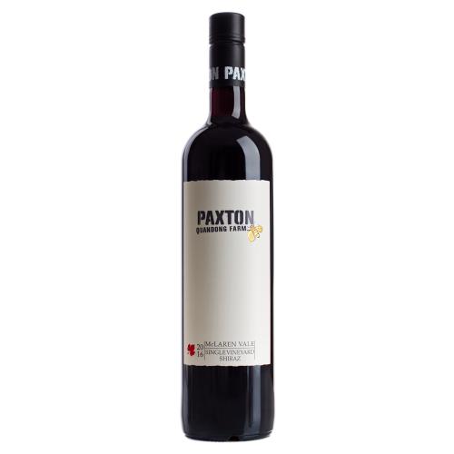 Paxton - Quandong Farm Shiraz 2016