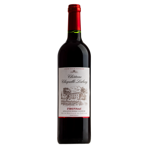 Chateau Chapelle Labory - Fronsac 2015