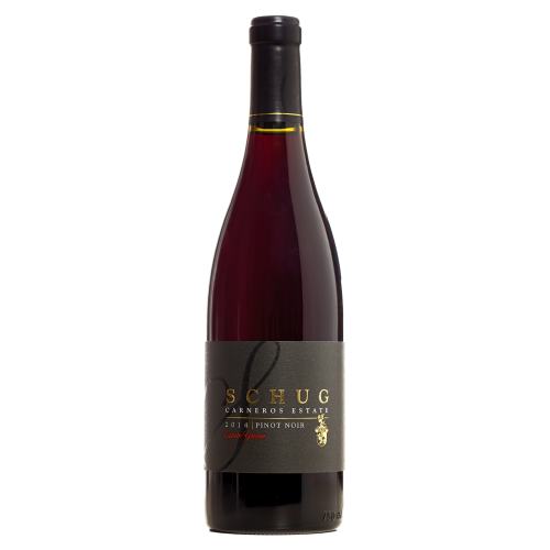 Schug - Estate Grown Pinot Noir Carneros 2014