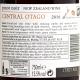 Waipara Hills - Pinot Noir Central Otago 2016