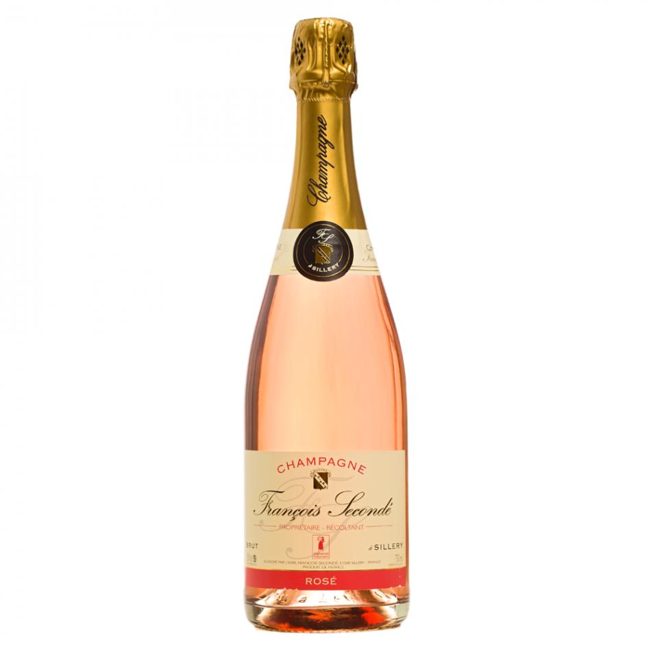 Francois Seconde - Champagne Rose Brut