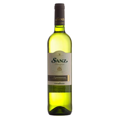 Vinos Sanz - Sanz Sauvignon Blanc 2016