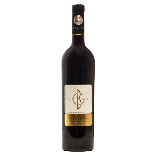 Vin Rosu - Wine Princess - Balla Geza - Burgund Mare Premium Stonewine 2009