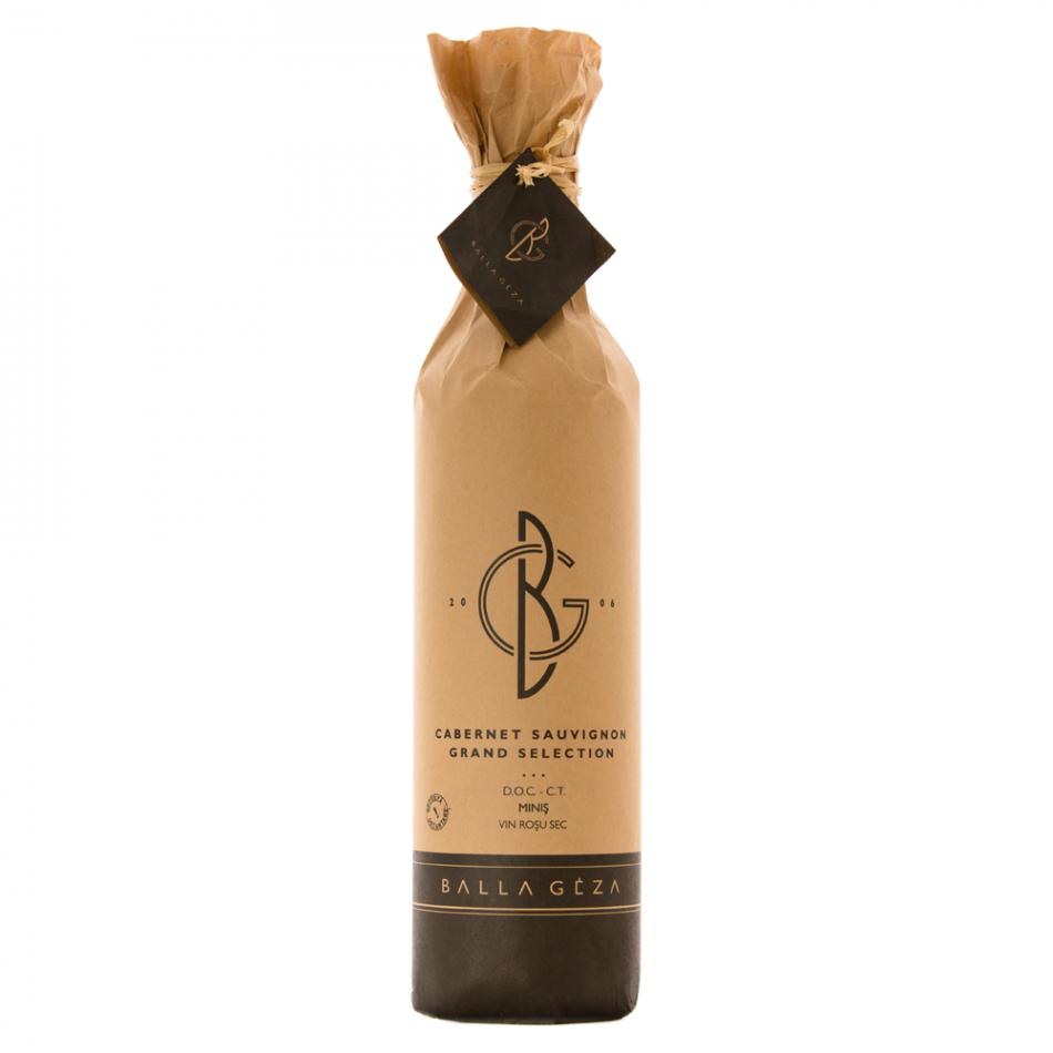 Wine Princess - Balla Geza - Cabernet Sauvignon Grand Selection 2006