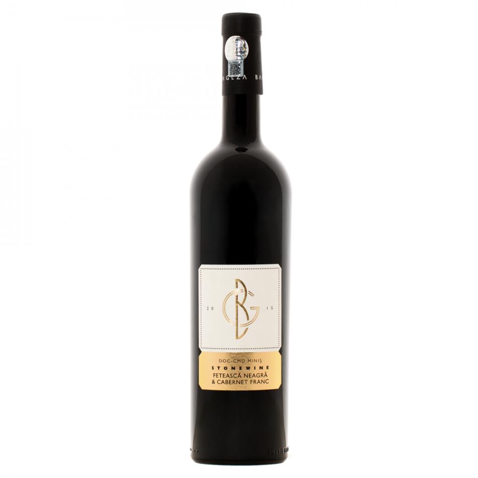 Wine Princess - Balla Geza - Feteasca Neagra & Cabernet Franc Stonewine 2015