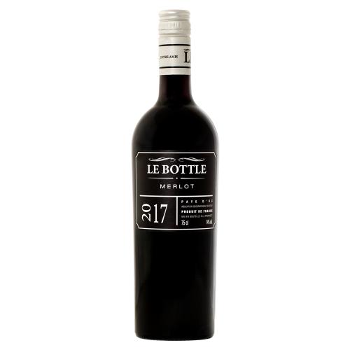 Le Bottle - Merlot 2017