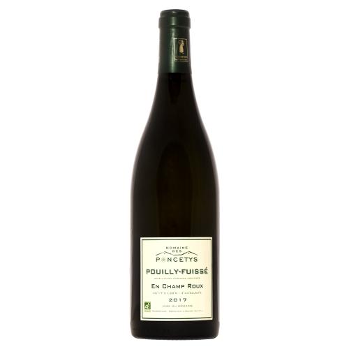 Vin Alb - Domaine des Poncetys - En Champ Roux Pouilly-Fuisse 2017