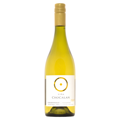 Vin Alb - Viña Chocalan - New Reserva Chardonnay 2018