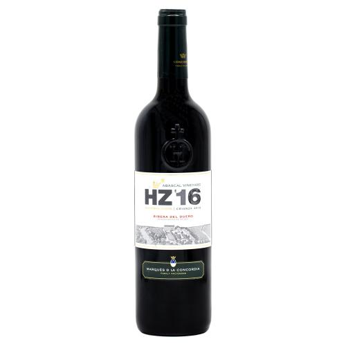 Vin Rosu - Marques de la Concordia - HZ Abascal Vineyard Crianza 2016