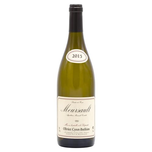 Vin Alb - Domaine Cyrot-Buthiau - Meursault 2015
