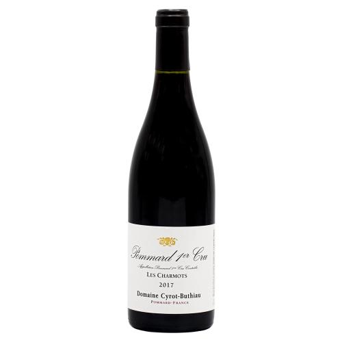 Vin Rosu - Domaine Cyrot-Buthiau - Pommard 1er Cru Les Charmots 2017