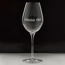 Pahar vin alb personalizat...