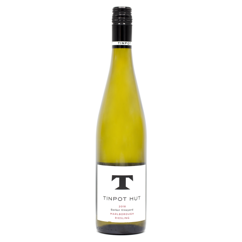 Tinpot Hut - Barker Vineyard Riesling 2018