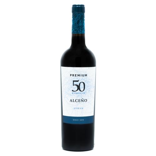 Vin Rosu - Bodegas Alceno - Premium Syrah 2018