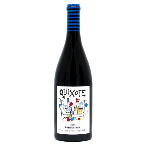 Quixote Winery - Petite Sirah 2014