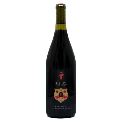 Vin Rosu - Fleury Estate Winery - Petite Sirah 2010