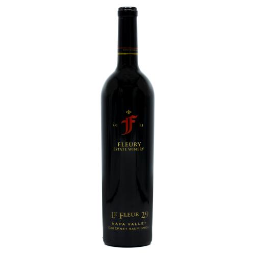 Vin Rosu - Fleury Estate Winery - 29 Le Fleur 2013