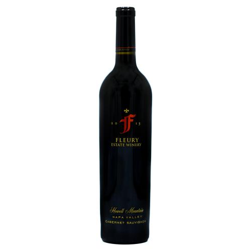 Vin Rosu - Fleury Estate Winery - Howell Mountain 2013