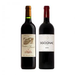 Pachet Vinuri Bordeaux -...