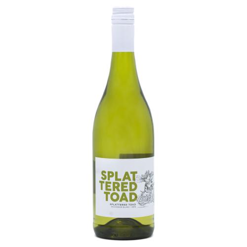 Vin Alb - Splattered Toad - Sauvignon Blanc 2018
