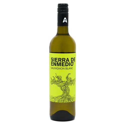 Vin Alb - Bodegas Alceno - Sierra De Enmedio Sauvignon Blanc 2019
