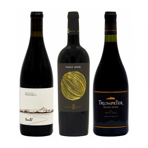 Pachet Mini Orizontala Pinot Noir 2016
