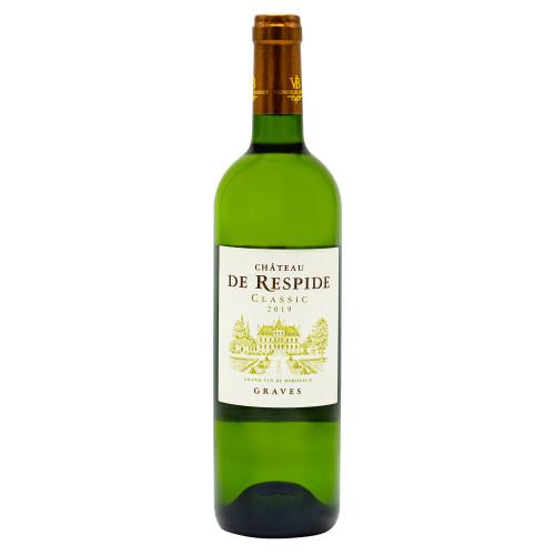 Vin Alb - Chateau de Respide - Classic Graves Blanc 2019