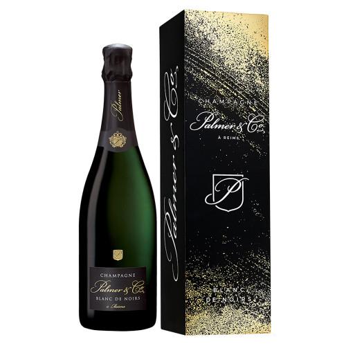 Palmer & Co - Champagne Blanc de Noirs + CUTIE