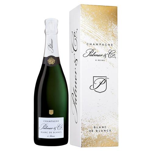 Palmer & Co - Champagne Blanc de Blancs + CUTIE