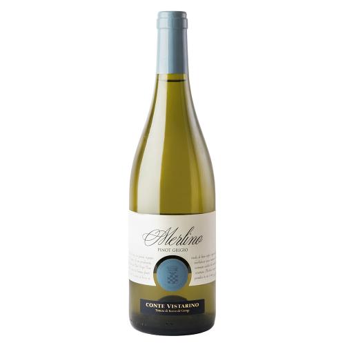 Vin Alb - Conte Vistarino - Merlino Pinot Grigio 2019