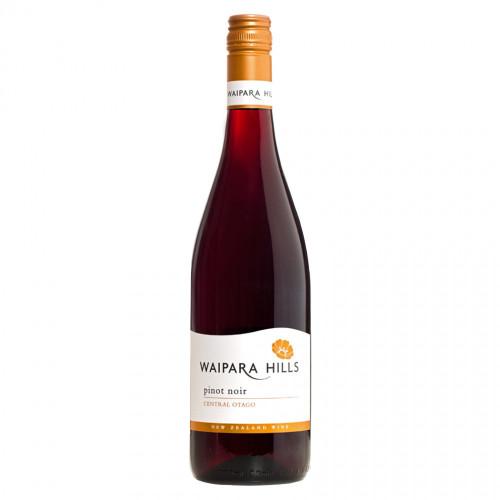 Vin Rosu - Waipara Hills - Pinot Noir 2016
