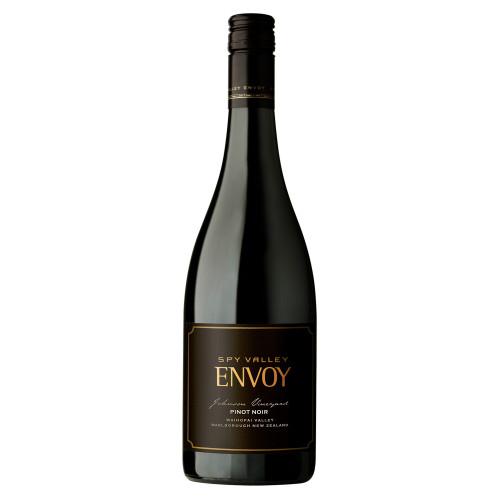 Vin Rosu - Spy Valley - Envoy Johnson Vineyard Pinot Noir 2016