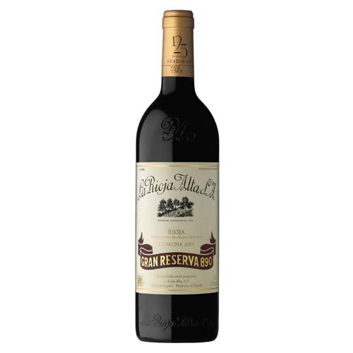 Vin Rosu - La Rioja Alta - 2004 Gran Reserva 890