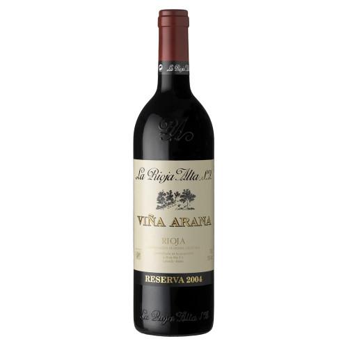 Vin Rosu - La Rioja Alta - Viña Arana Gran Reserva 2004