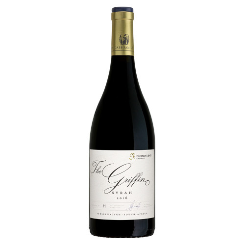 Vin Rosu - Journey's End - The Griffin Syrah 2016