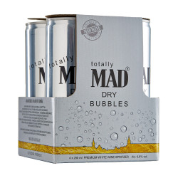 Mad Wine - Bubbles Alb Sec...