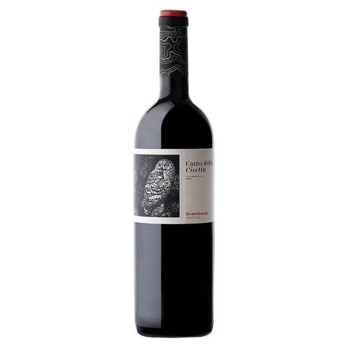 Vin Rosu - MonteRosola - Canto della Civetta Merlot 2015