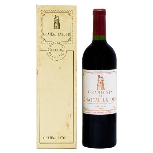 Vin Rosu - Chateau Latour - Grand Vin Pauillac 1999