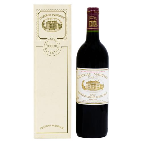 Vin Rosu - Chateau Margaux - Grand Vin Margaux 1999