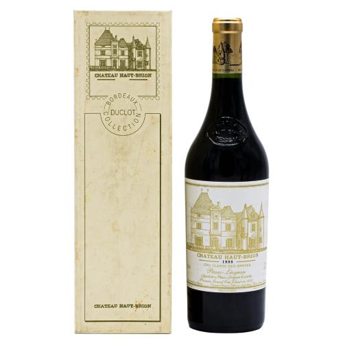 Vin Rosu - Chateau Haut-Brion - Pessac Leognan 1999