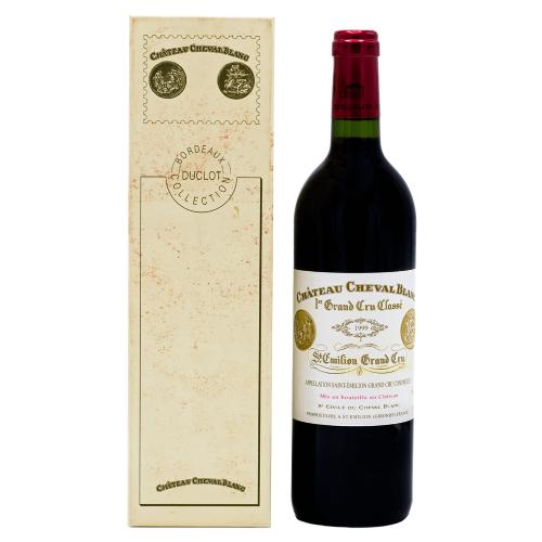 Chateau Cheval Blanc - St. Emilion Grand Cru 1999