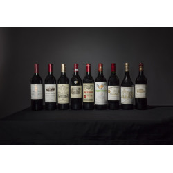 Pachet Orizontala Bordeaux...