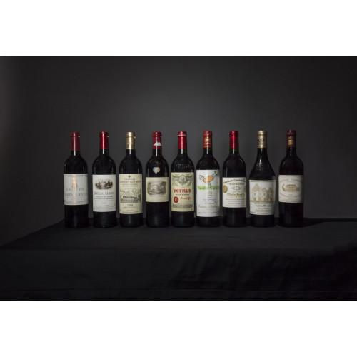 Pachet Orizontala Bordeaux Grand Cru Classe 1999