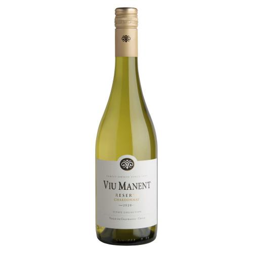 Vin Alb - Viu Manent - Chardonnay Reserva Estate Collection 2020