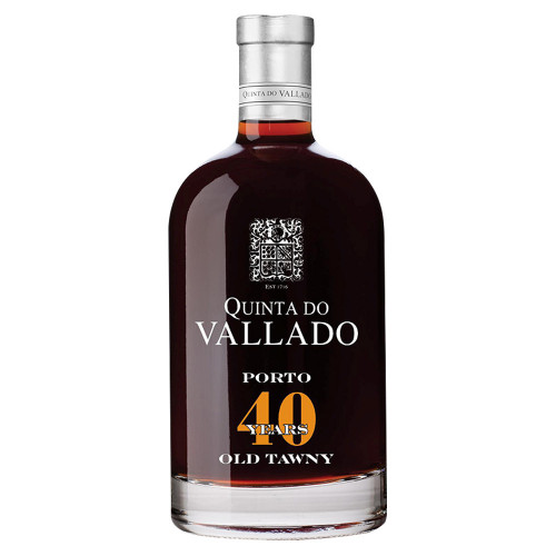 Vin de Porto - Quinta do Vallado - Porto Tawny 40 Anos